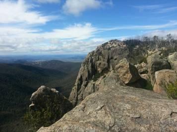 Booroomba Rocks, Finding Balance, Mura Gadi, 2013