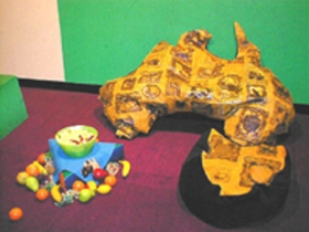 SciArt'99, Queensland Sciencentre, 1999