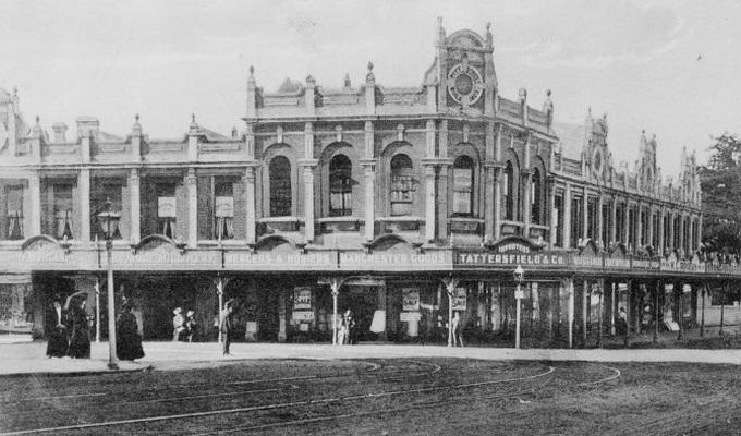 Karangahape Road, Auckland 1909
