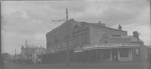 Image Credit: Sir George Grey Special Collections, Auckland Libraries, 4-1939