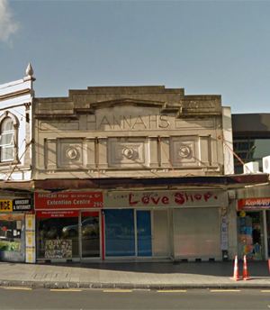 19. Hannah's Shoe Shop