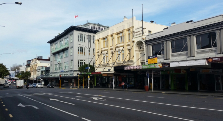 21. Pitt Street Intersection