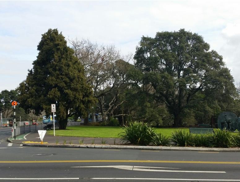 28. Cemetery Corner