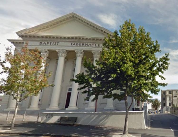 29. Baptist Tabernacle