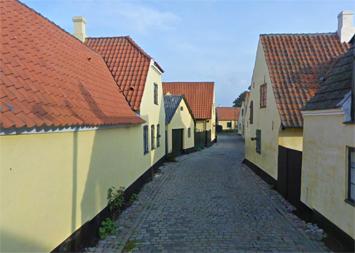 Aura for Blegerstræde bleaching house