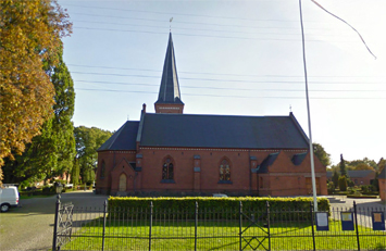 Aura for Kirkevej, Image Credit: http://www.dragoer.dk/page5580.aspx