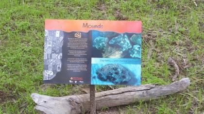 Mounds panel