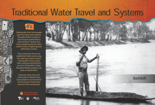 Traditional Water Travel