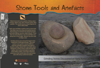 Panel - Stone Tools and Artefacts