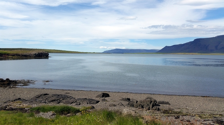 Gorvik Beach at Korpúlfsstaðir