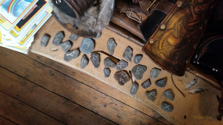 My Rune set - Inside Mink Studio