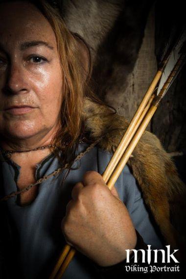 Portrait by Mink Viking Portrait Studio