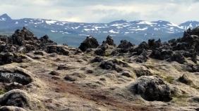 Lava Field, Snæfellsnes Peninsula