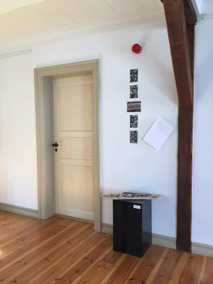 "Documentation of ""RuneSea"", Window Weather, SIM Gallery"