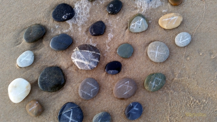 Rune stones from Sawtell