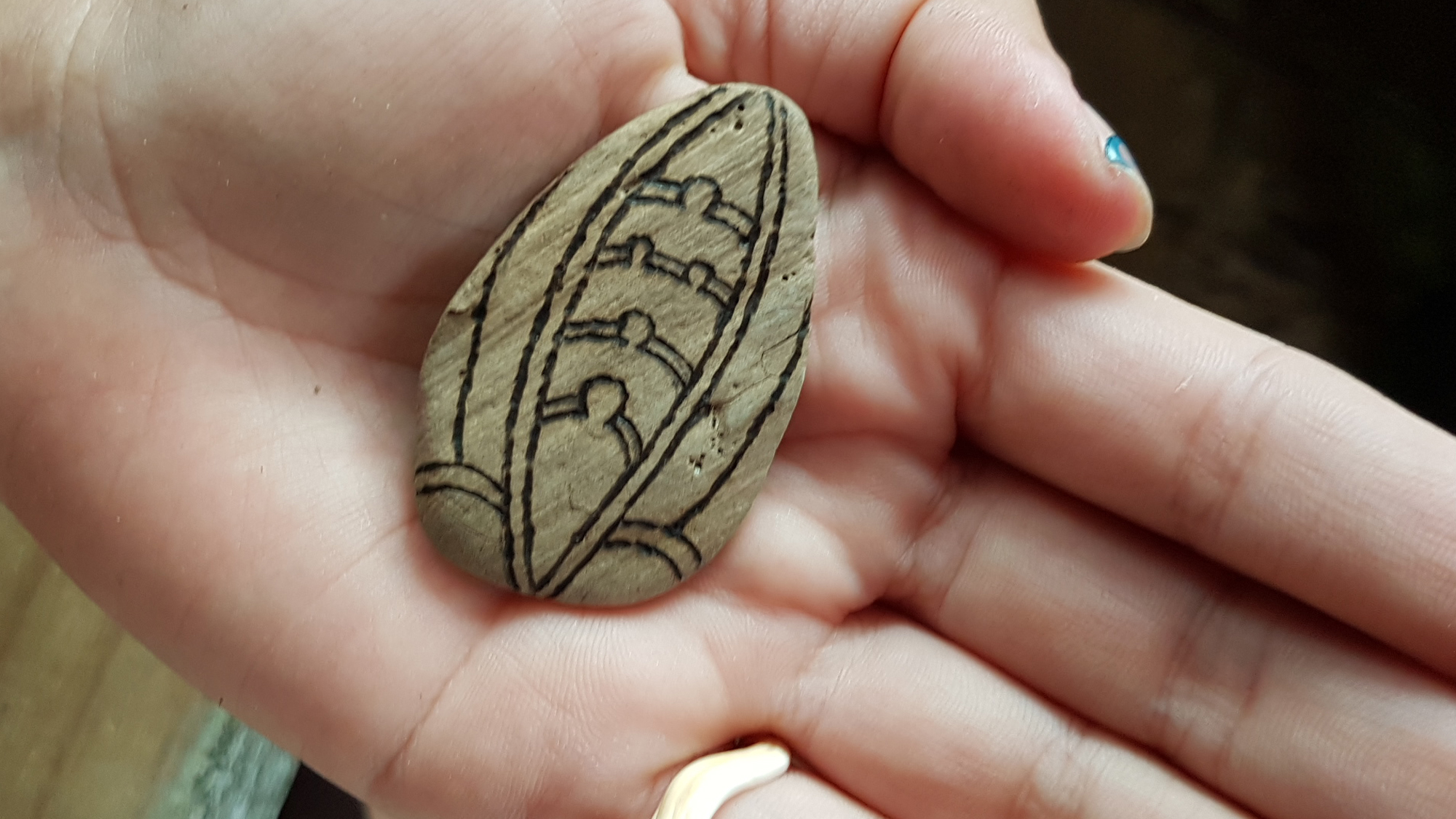 Terangi's runes