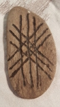 Wood Runes © Tracey Benson 2017