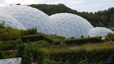 The Eden Project, Photograph © Tracey M Benson
