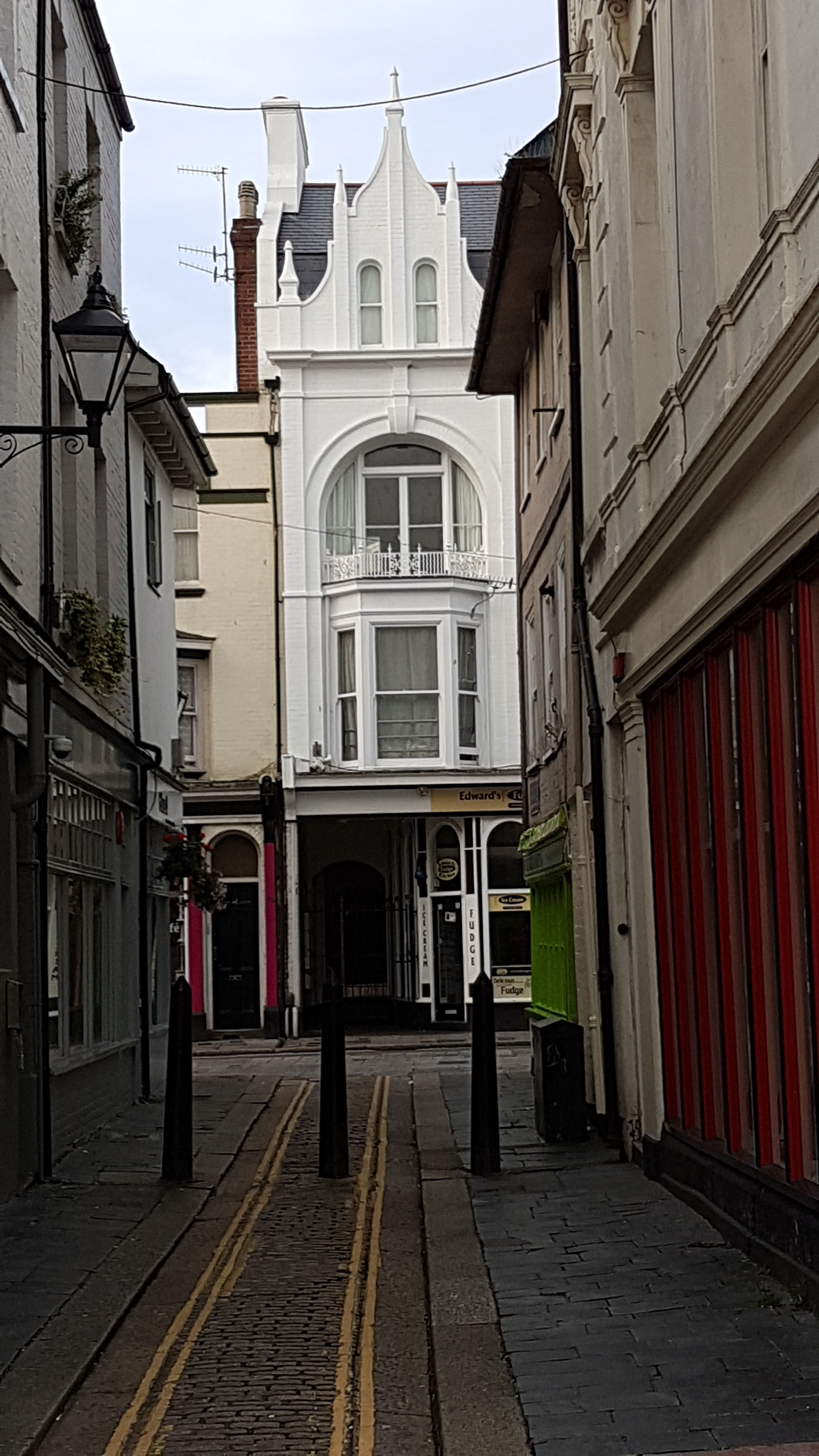 Barbican district in Plymouth © Tracey M Benson