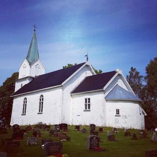 Hurum Kirke © Tracey M Benson || bytetime