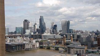 London © Tracey M Benson