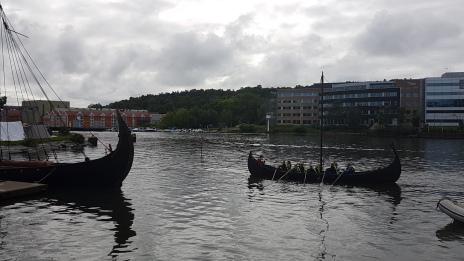 Tønsberg Viking Market © Tracey M Benson