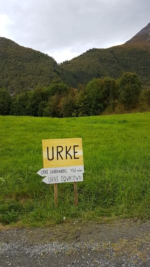 Journey to Urke © Tracey M Benson
