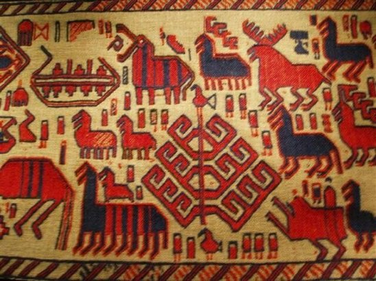 Överhogdal Tapestry
