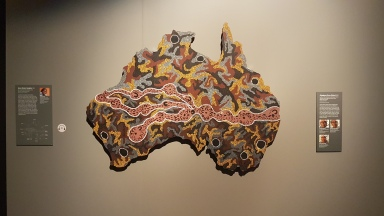 Songlines of the Seven Sisters, Photo by Tracey M Benson