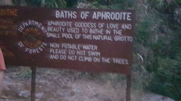 Aphrodite's Baths
