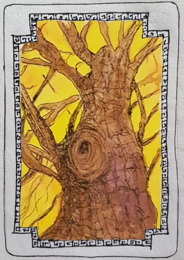 Sacred Trees - Oak