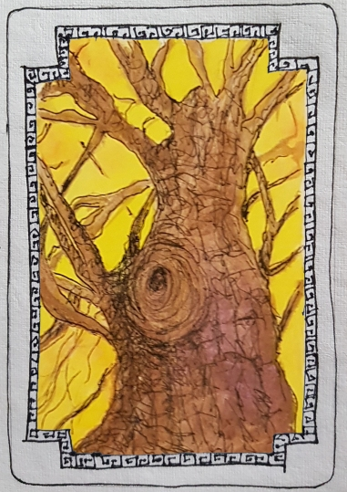 Sacred Trees - Oak