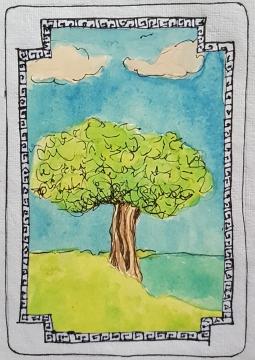 Sacred Trees - Turpentine