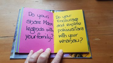 "Maata Wharehoka - books for ""The Silence: Puanga"""