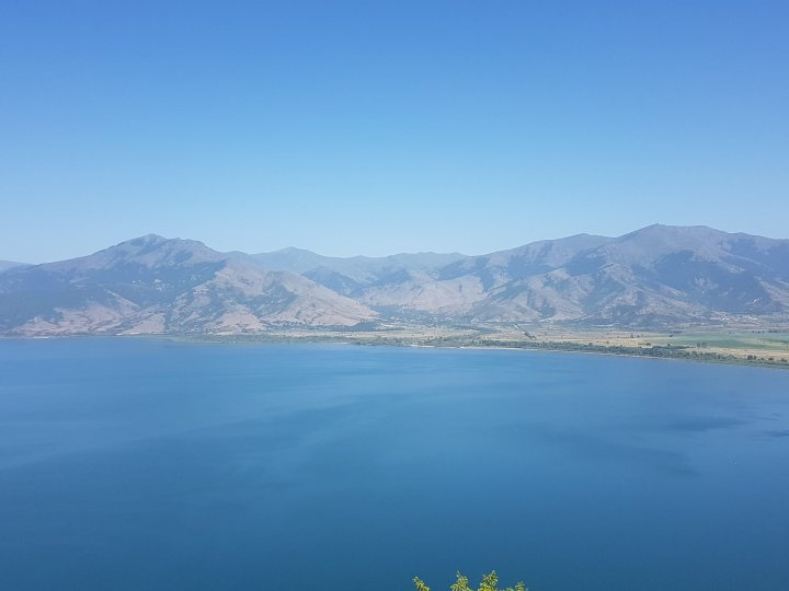 Lake Prespes, Tracey M Benson