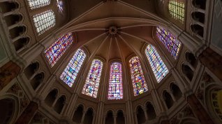 Chartres Cathedral © Tracey M Benson